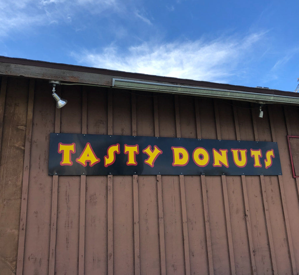Grannys Gourmet Donuts – When You Go To Bozeman Montana Savory Travel Adventures by Steven Shomler