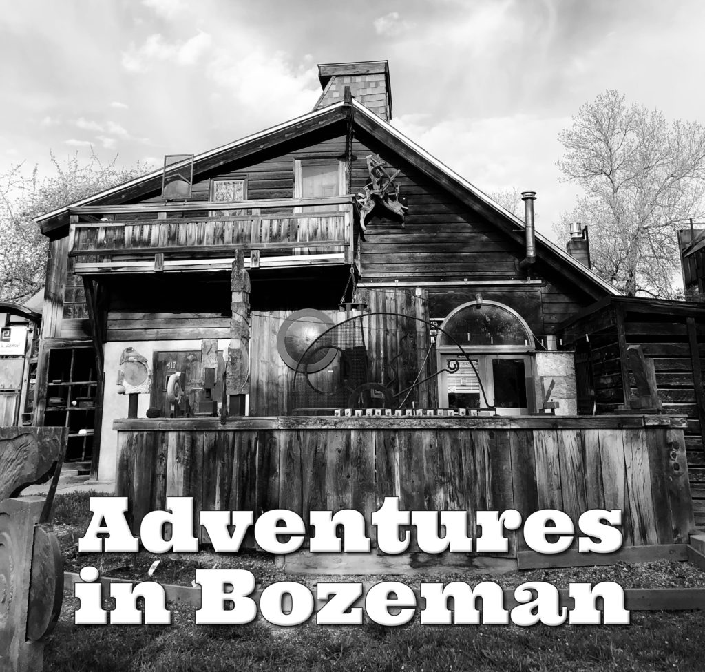 Adventures in Bozeman Culinary Storyteller Steven Shomler