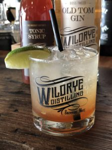 Phillip Sullivan & Ben Ganzer Wildrye Distilling – Portland Culinary Podcast Episode 38