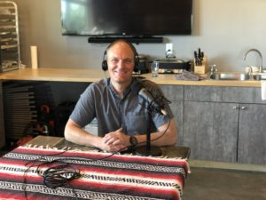 Chad Kimm Ghost Town Coffee Roasters – Portland Culinary Podcast Episode 40