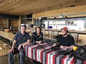 Gus and Sarah Dose & Tomas Sluiter Mountains Walking Brewery – Portland Beer Podcast episode 84
