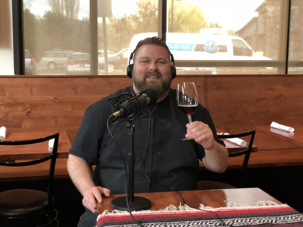 Chef Cory Dragone Portland Culinary Podcast Episode 39