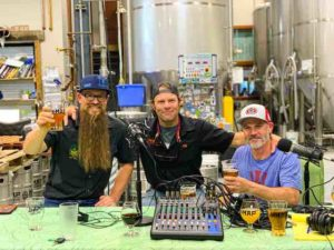 "Doug Child, Patrick ""PK"" Kainz, Shenan ""Dash"" Rodman Map Brewing – Portland Beer Podcast Episode 114"