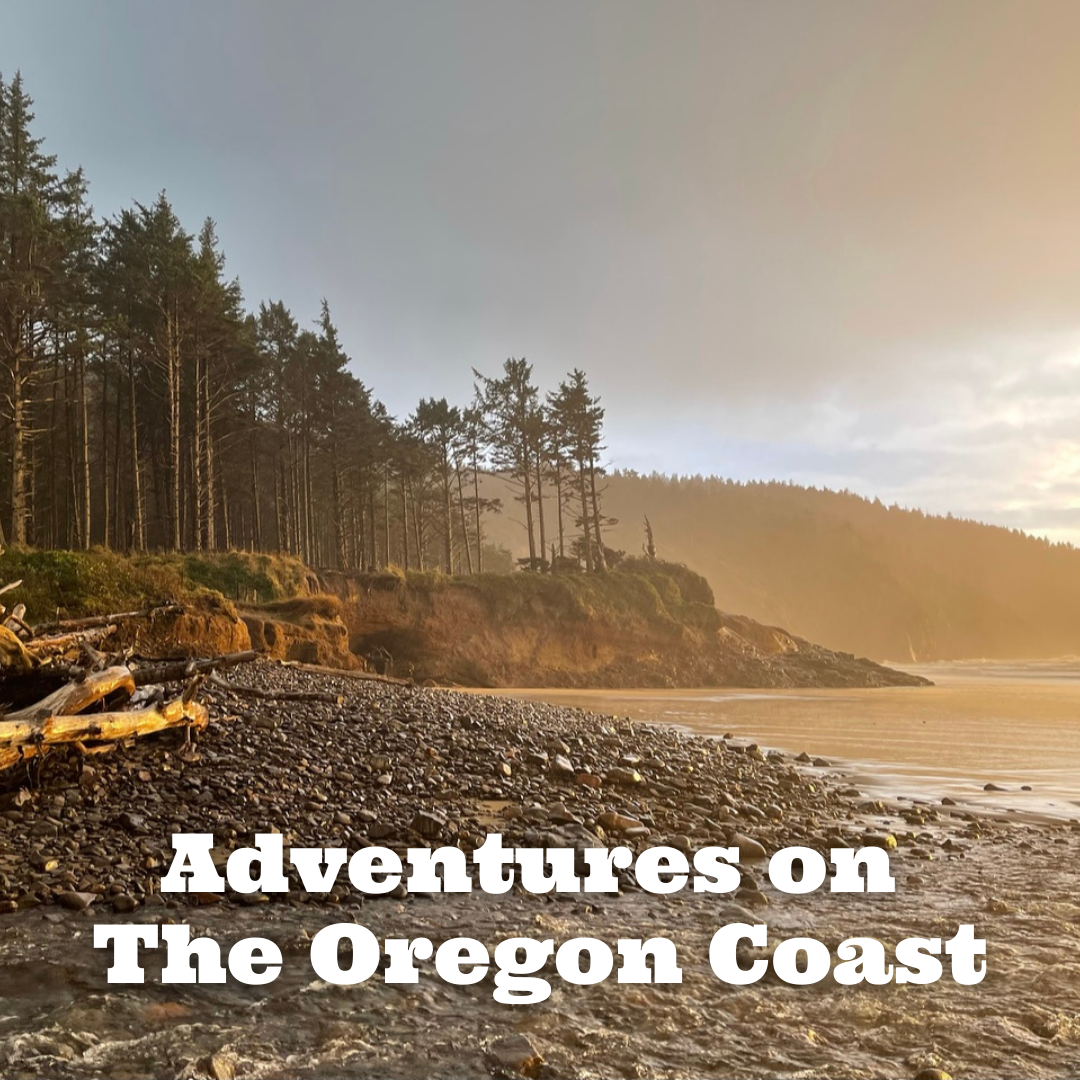 Adventures on The Oregon Coast Steven Shomler Culinary Treasure Network