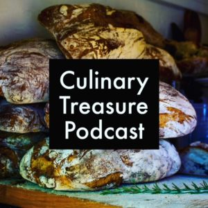 Culinary Treasure Podcast Steven Shomler