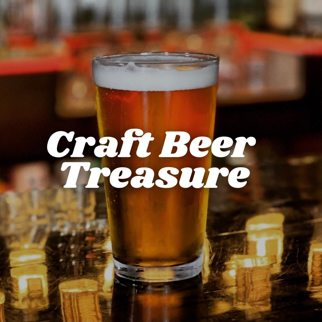 Craft Beer Treasure by Steven Shomler