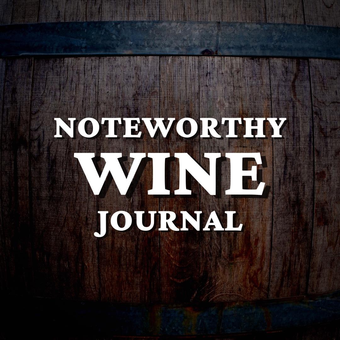 Noteworthy Wine Journal